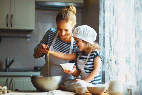 La cuisine, une forme de loisir créatif