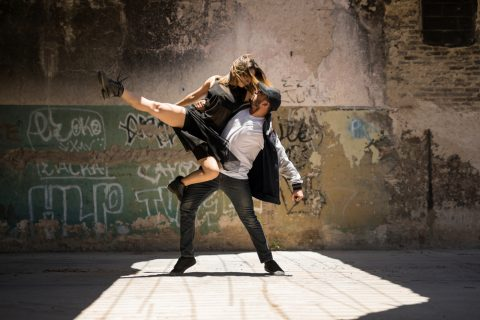 La danse sportive ou la danse de couple ?