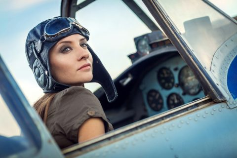 Aviation et sensation forte