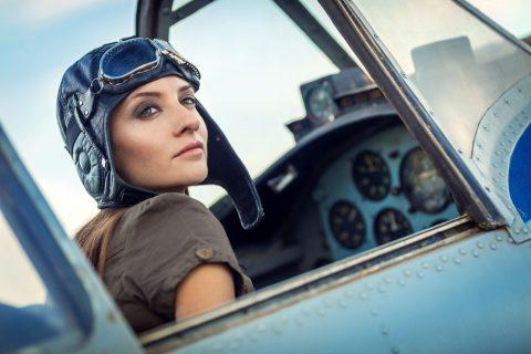 Aviation et sensation forte