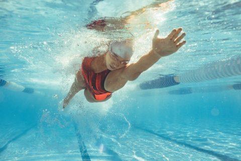 Les bienfaits de la natation