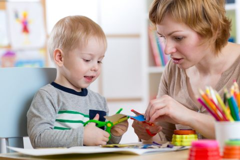 Les loisirs pour petits enfants