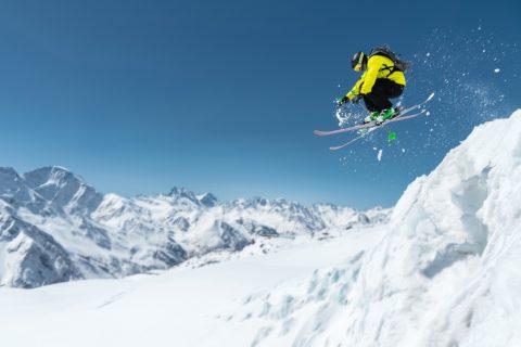 Les sauts à ski : principes