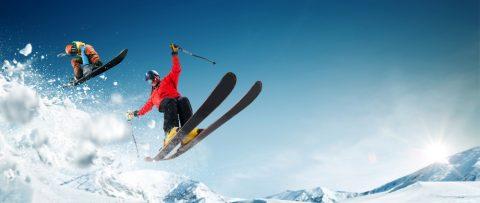 Tout savoir sur le ski et le snowboard